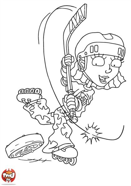 montreal canadiens mascot coloring pages - photo#19